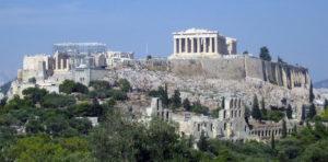 Ruta por Grecia en barco