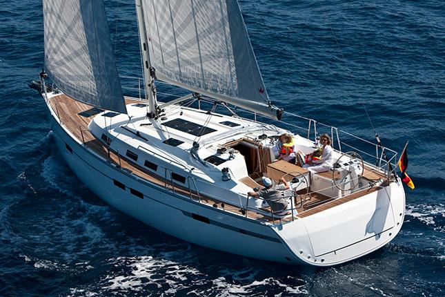 ruta por Grecia en velero