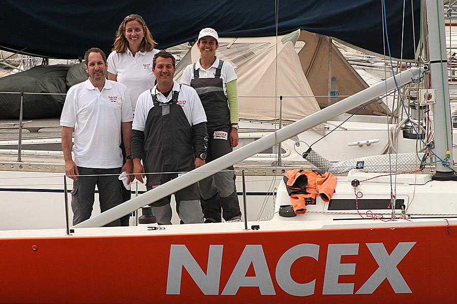 club de navegacion barcelona - equipo nacex