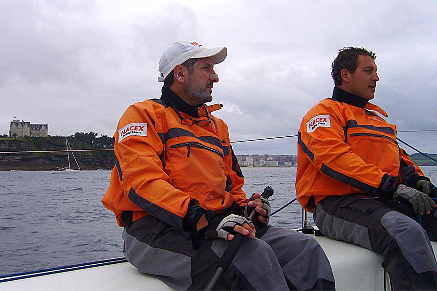 club de navegacion barcelona - mundial santander