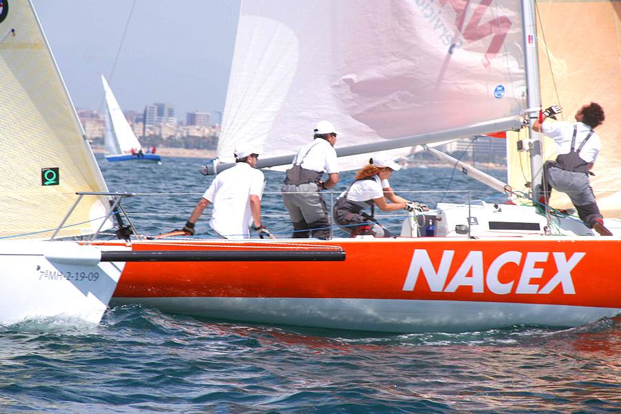 club de navegacion barcelona - Sesión 1