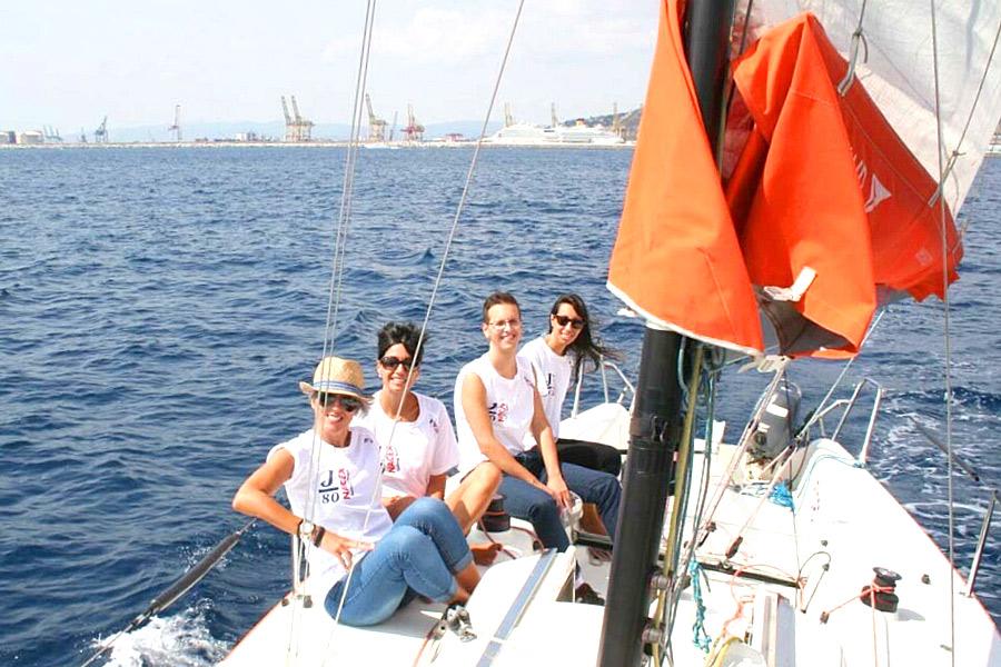 club de navegacion barcelona - Sesión 2