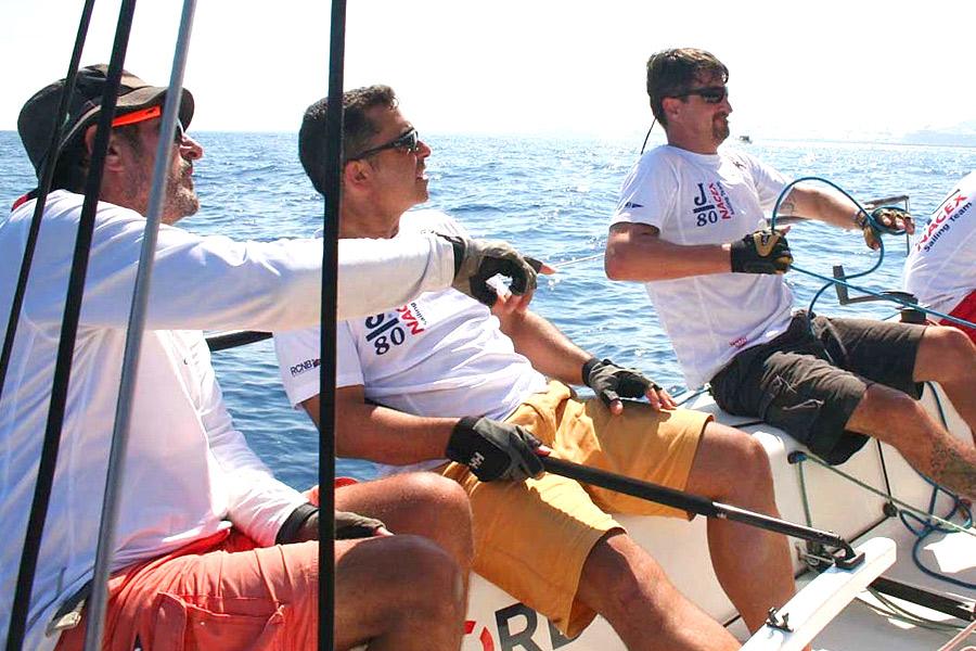 club de navegacion barcelona - Sesión 3