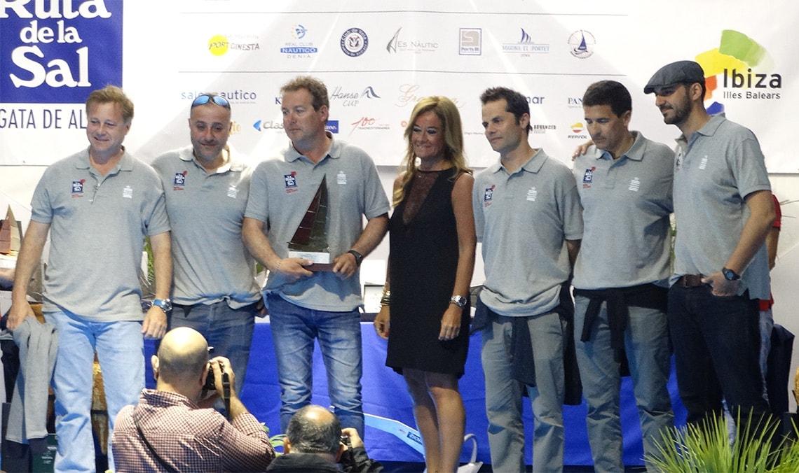 Podium Hanse Cup 2017