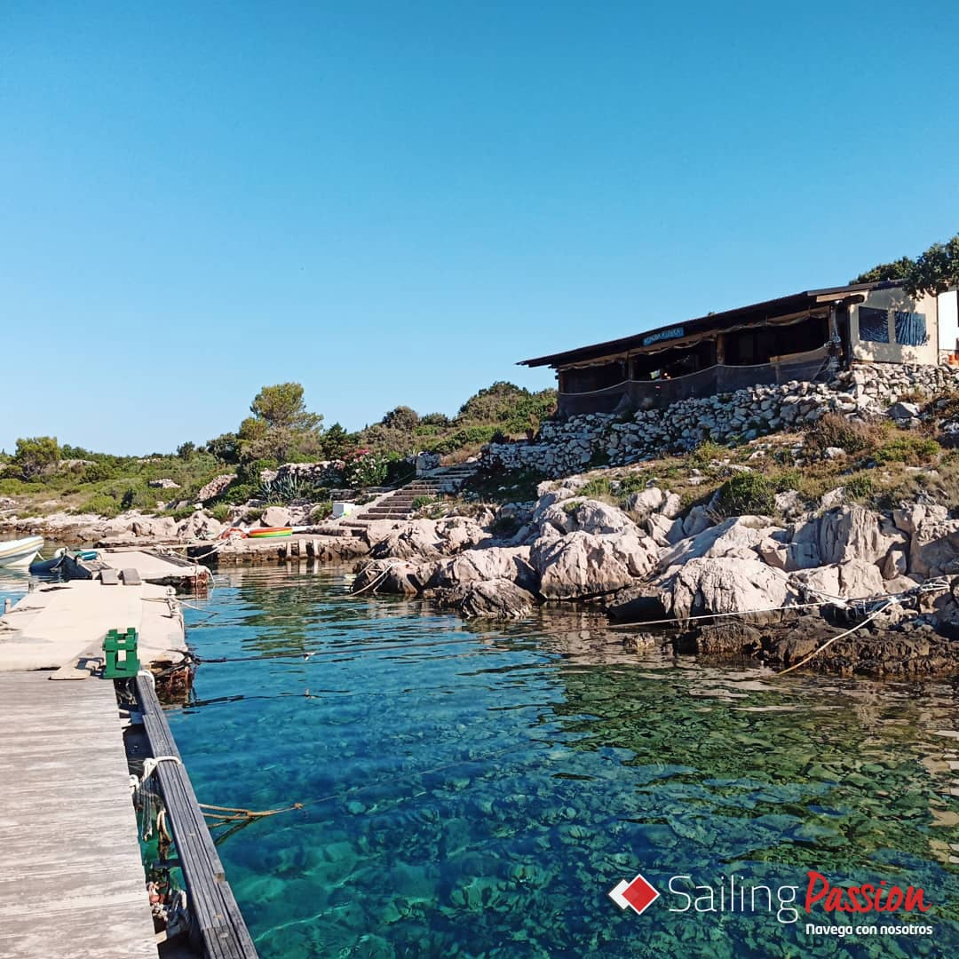 Croacia en velero
