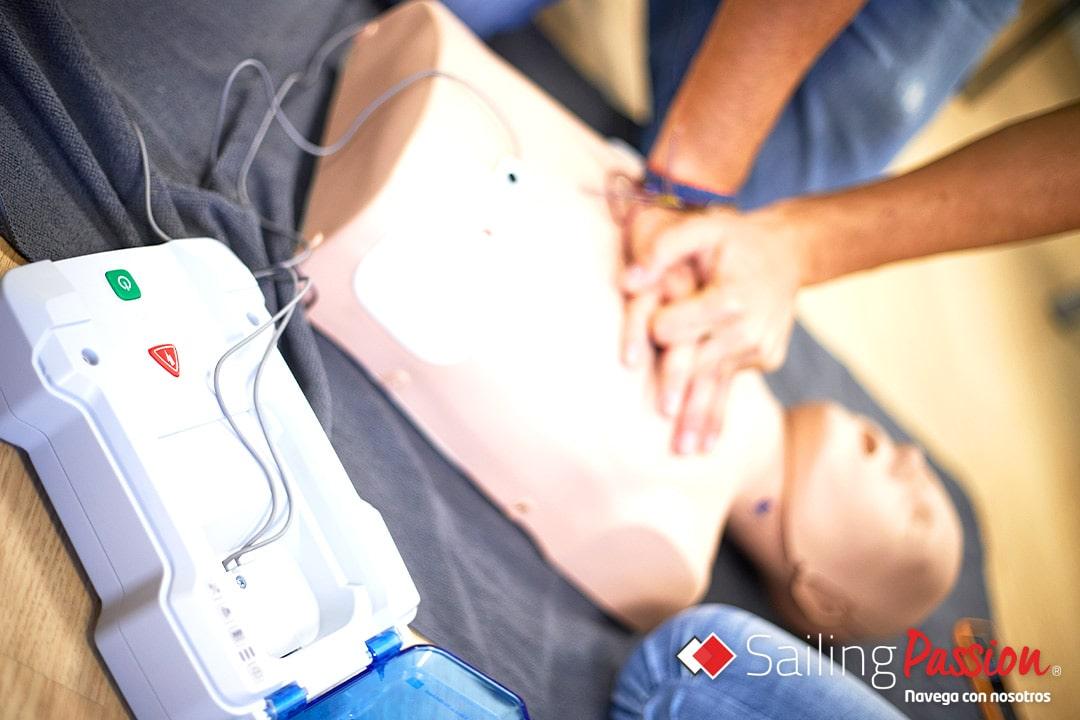 Formación sanitaria específica en Barcelona