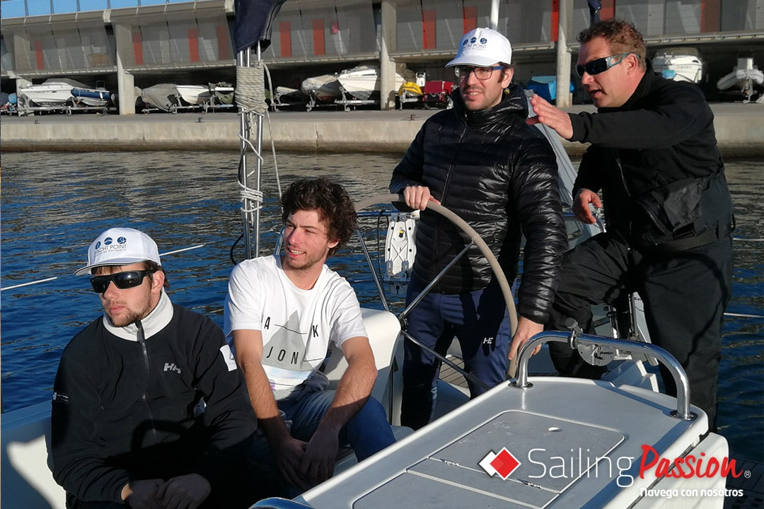 Título embarcaciones de recreo en Barcelona